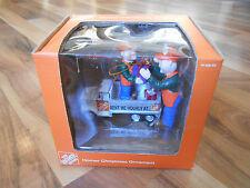 Home Depot Homer Christmas Ornament Truck Rental Handmade Collectible w Box 2013