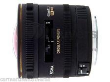 Sigma 4.5mm F2.8 EX DC HSM Circular Fisheye Lens for Nikon