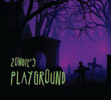 Royalty Free Zombie Playground CD Music Halloween Sound Effects Haunted House