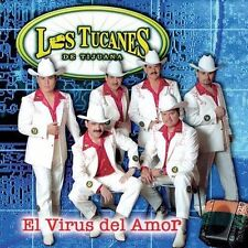 LOS TUCANES DE TIJUANA - EL VIRUS DEL AMOR (2004 BRAND NEW CD)
