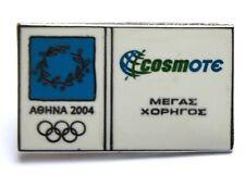 Pin Spilla Olimpiadi Athens 2004 - Cosmote