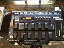 Line 6 Pod XT Live Multi-Effects Guitar Effect Pedal- ORIGINAL OWNER