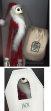 Nightmare Before Christmas NMBC Jack Coffin LE 1224 White Doll