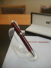 Montblanc Boheme Paso Doble Rollerball Pen MINT!     L@@K!!    RARE!!!    104926