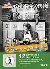 Unser Sandmännchen Abendgruß - Zu Besuch im Märchenland (Staffel 4) - DVD *NEU*