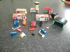 Micro Machines Super Van City  Buildings