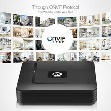 Digoo 4 8 12CH 1080P HDMI P2P Standalone ONVIF 2.5 NVR Recorder IP Camera System