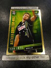 2015/16 TAP N PLAY CRICKET GOLD PARALLEL CARD NO.34 NATHAN COULTER-NILE T20