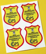 Van Camion GPS Tracker indétectable Puce Anti Vol Sécurité Stickers Decals