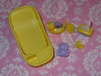 Mattel Barbie Doll Accessory Lot ~ MIDGE Happy Family ~ BABY ACCESSORIES ~ WIPES