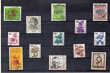 Alemania Federal Series del año 1972 (DH-185)