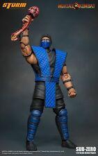 Storm Toys 1/12 Scale Klassic Sub-Zero Action Figure NEW
