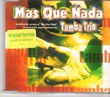 (EY145) Tamba Trio, Mas Que Nada - 1998 CD