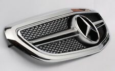 Mercedes W212 S212 E Class 2013 On Chrome AMG LOOK Complete Front Grille