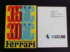 Ferrari 330 Owners Manual_Use Maintenance Instructions_365 GTC_Print 32/69_OEM