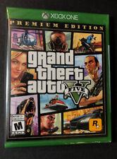 Grand Theft Auto V GTA 5 [ Premium Edition ] (XBOX ONE) NEW