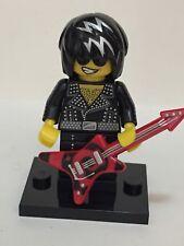 LEGO Minifigure Series 12 ROCK STAR Guitar Player Complete - Unused