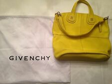 Givenchy North-South Nightingale Tote, Bright Yellow