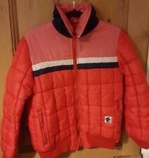 extremely rare vintage FILA Lady's Puffa Jacket Size: Medium EXCELLENT Condition