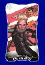 ANA KRAVINOFF / Marvel Dangerous Divas Series 2 (2014) BASE Trading Card #01