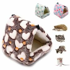 Soft Pet Warm Bed Warm House Small Animal Hedgehog Hamster Rat Hammock Pad Nest