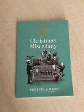 Fortnum & Mason Food & Drink Awards Christmas Miscellany