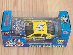 1999 #5 Terry Labonte Kellogg's Nascar Racers 1/64 Action NASCAR Diecast MIP
