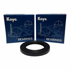 DL650 V STROM 04 - 09 K4 - K9 KOYO FRONT WHEEL BEARINGS WITH SEAL