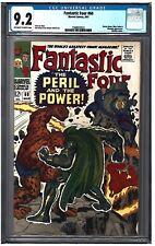 FANTASTIC FOUR #60 CGC 9.2 (3/67) Marvel Comics