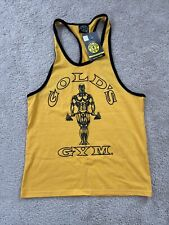 Gold's gym Tank Size Small - Authentic And New With Tags