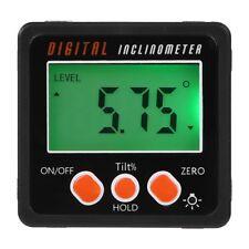 Angle meter, Precision Digital Protractor Inclinometer Level box, Digital Ang Q3