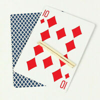 Playing Cards Poker Props Standard Deck Magic Tricks Magic Toys P8K9