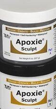 APOXIE SCULPT - Black Color 1 pound