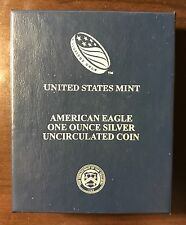 American Eagle One Ounce Proof Silver Coin 2012 With COA