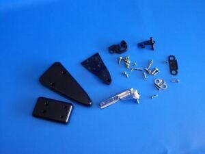 Samsung Bottom Mount Refrigerator RB215LABP Door Hinges  DA97-02783A DA97-02782A