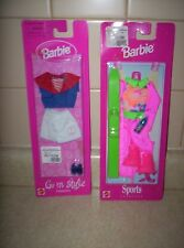 BARBIE  SPORTS FASHION - GO IN STYLE  MATTEL 1998 SKI OUTFIT