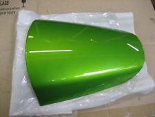 Carene, code e puntali verde posteriore per moto