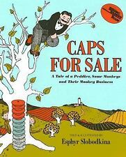 Reading Rainbow Bks.: Caps for Sale : A Tale of a Peddler, Some Monkeys and...