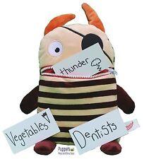 Sorgenfresser Worry Eater Keeper Flint Toy Child Teaching Resources EYFS KS1/2