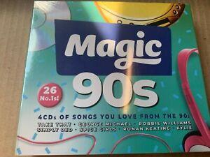 Magic 90s CD New & Sealed