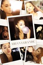 Ariana Grande- Selfies Collage Poster Print, 24x36