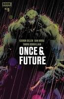 Once & Future #9 2nd Printing Variant (10/28/2020)