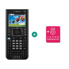 TI Nspire CX CAS Taschenrechner Grafikrechner + erweiterte Garantie