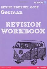 BOOK-REVISE Edexcel: Edexcel GCSE German Revision Workbook (REVISE Ed