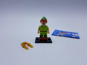 LEGO FIGURINE PETER PAN SERIE 1 DISNEY  71012 *COMME NEUF*