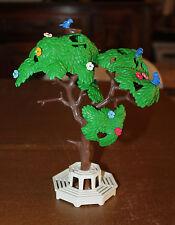 Playmobil végétation arbre oiseaux clinique vétérinaire 4343 ref ee