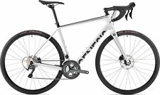 Genesis Datum 10 Carbon Road Bike / Bicycle / Cycle - 2017 Small (54cm) - White