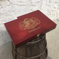 Fat Bottom Betty Gordito Drew Estate Empty Wooden Cigar Box