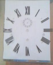 Kieninger clear  Acrylic grandfather  clock dial 290X290 for-KSU-RSU movement