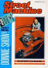 STREET MACHINE JUNE 1988-302CI MK1 ZEPHYR-FORD POP-39 CHEVY-MODEL B DELIVERY MAG